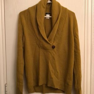 J. Crew wool-blend sweater
